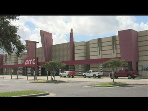 AMC theatre re-opens its doors