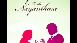 Raja Rani - Raja Rani Teaser Poster | Arya weds Nayanthara Wedding invite | Tamil Movie