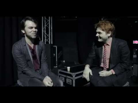 In Conversation: Gerard Way & Gaz Coombes (Part 1)