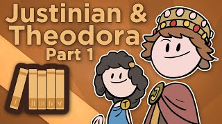 Byzantine Empire: Justinian and Theodora - I: From Swineherd to Emperor - Extra History
