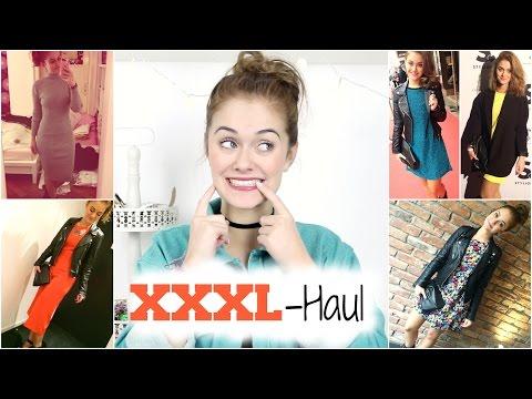 Xxxl-fashion-haul   Forever21, Asos, Bershka ...   Snukieful video