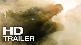 Exklusiv: GODZILLA Offizieller Trailer Deutsch German | 2014 Official [HD]