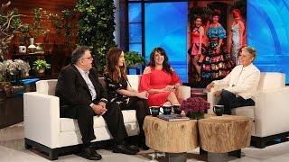Ellen Reunites with Her Sitcom Co-Stars