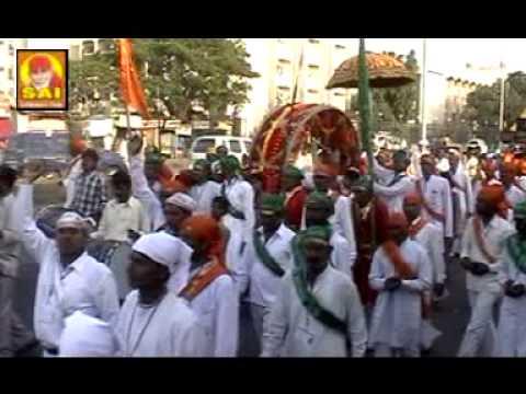 Sai Ki Palki-Latest Sai Baba Hindi Song Of 2012 By Suraj Diwakar...