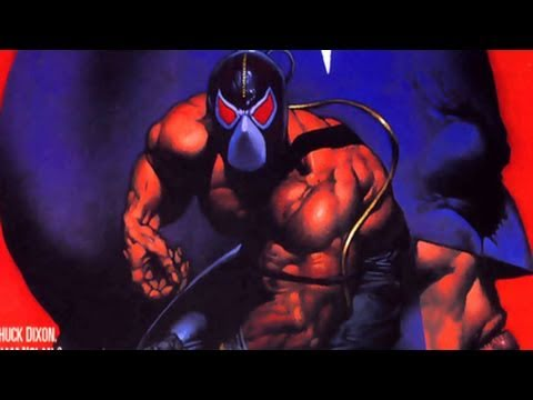 Supervillain Origins: Bane