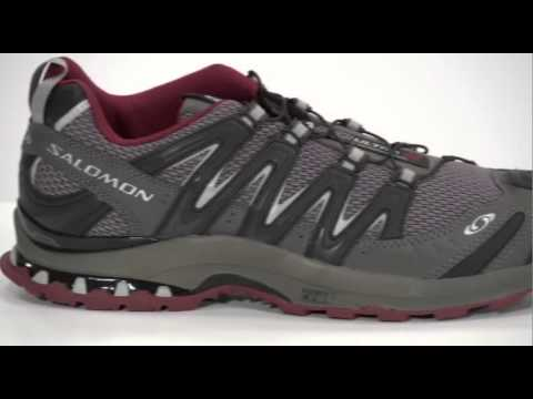 Video: Men's XA Pro 3D Ultra 2 Trail Running Shoe