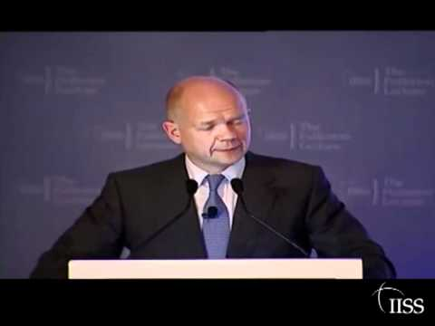 Britain in Asia - William Hague
