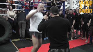 Федор Емельяненко. Удары ногами. Fedor Emelianenko. Kicks.