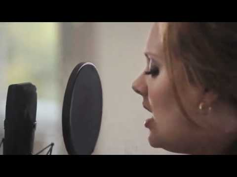 Adele - Someone Like You (live In Her Home) Song Only video