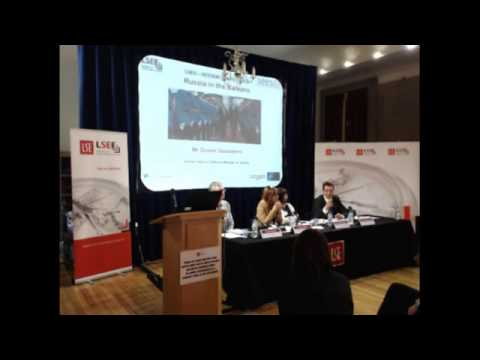 Russia in the Balkans - Panel 4 (Soft Power) & Wrap-up session