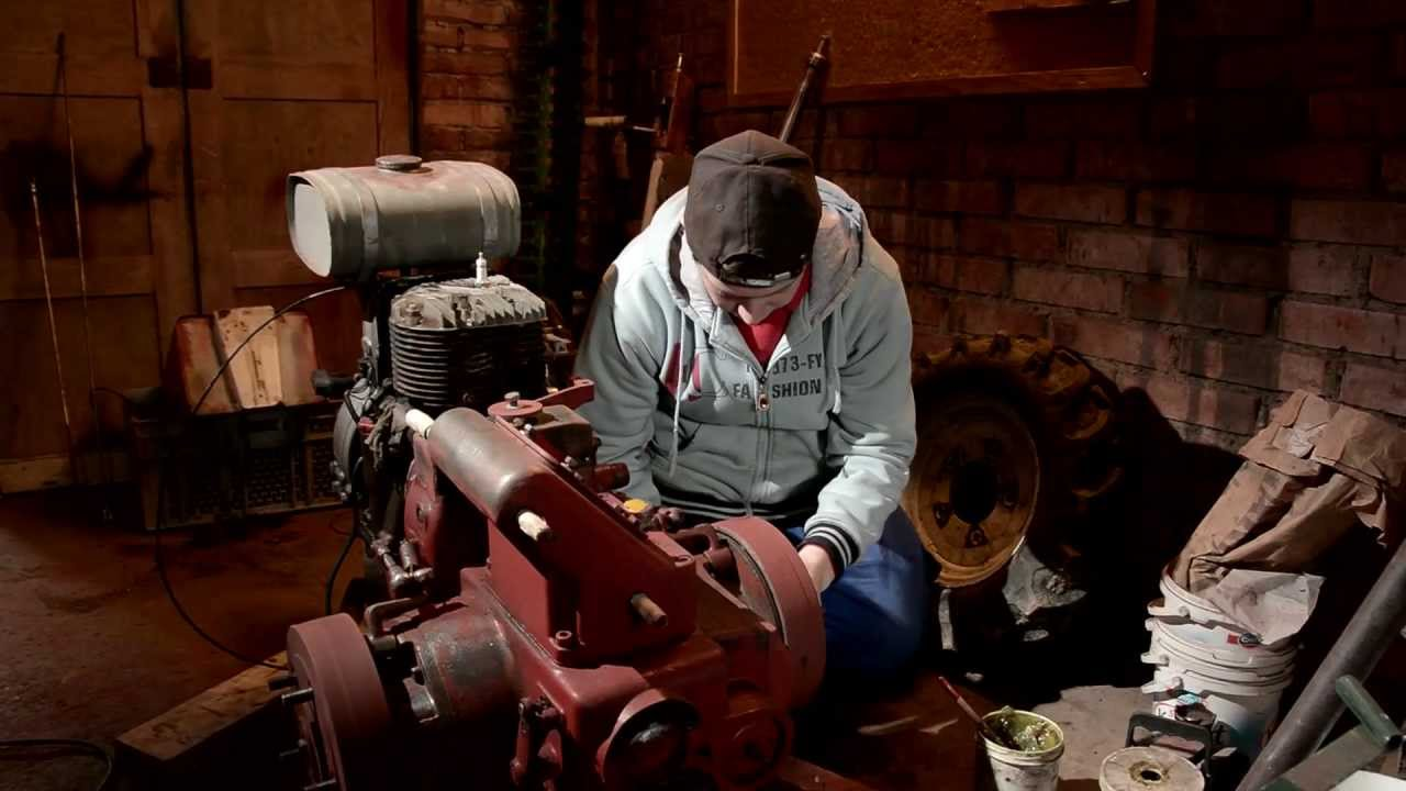 martin weber restauriert alte aecherli landmaschinen. Black Bedroom Furniture Sets. Home Design Ideas