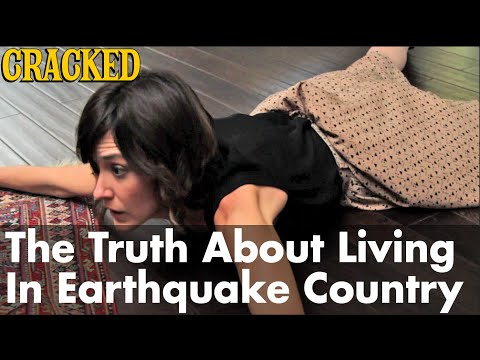 The Truth About Living in Earthquake Country