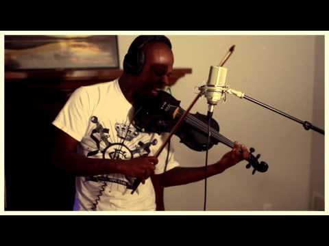 Dubstep Violin Originator - The Mad Violinist (improv) - Bassnectar & E.goulding Lights video