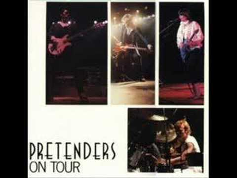 Pretenders - Loving You Is All I Know