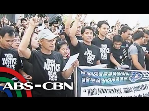 Rallies call for passage of Bangsamoro law