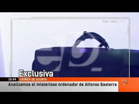 Espejo Público - El ordenador personal de Alfonso Basterra, limpio de huellas