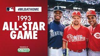1993 All-Star Game (Camden Yards - Baltimore)   #MLBAtHome