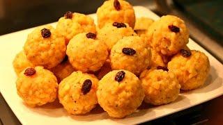 How To Make Perfect   Laddu-Boondi Laddu