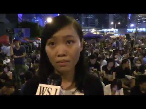 Hong Kong Student Rally