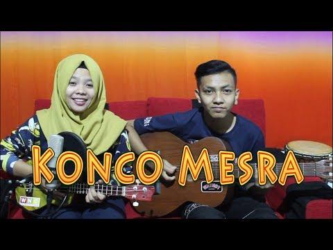 Konco Mesra (Cipt. Husein Albana) Cover by Ferachocolatos ft. Gilang MP3