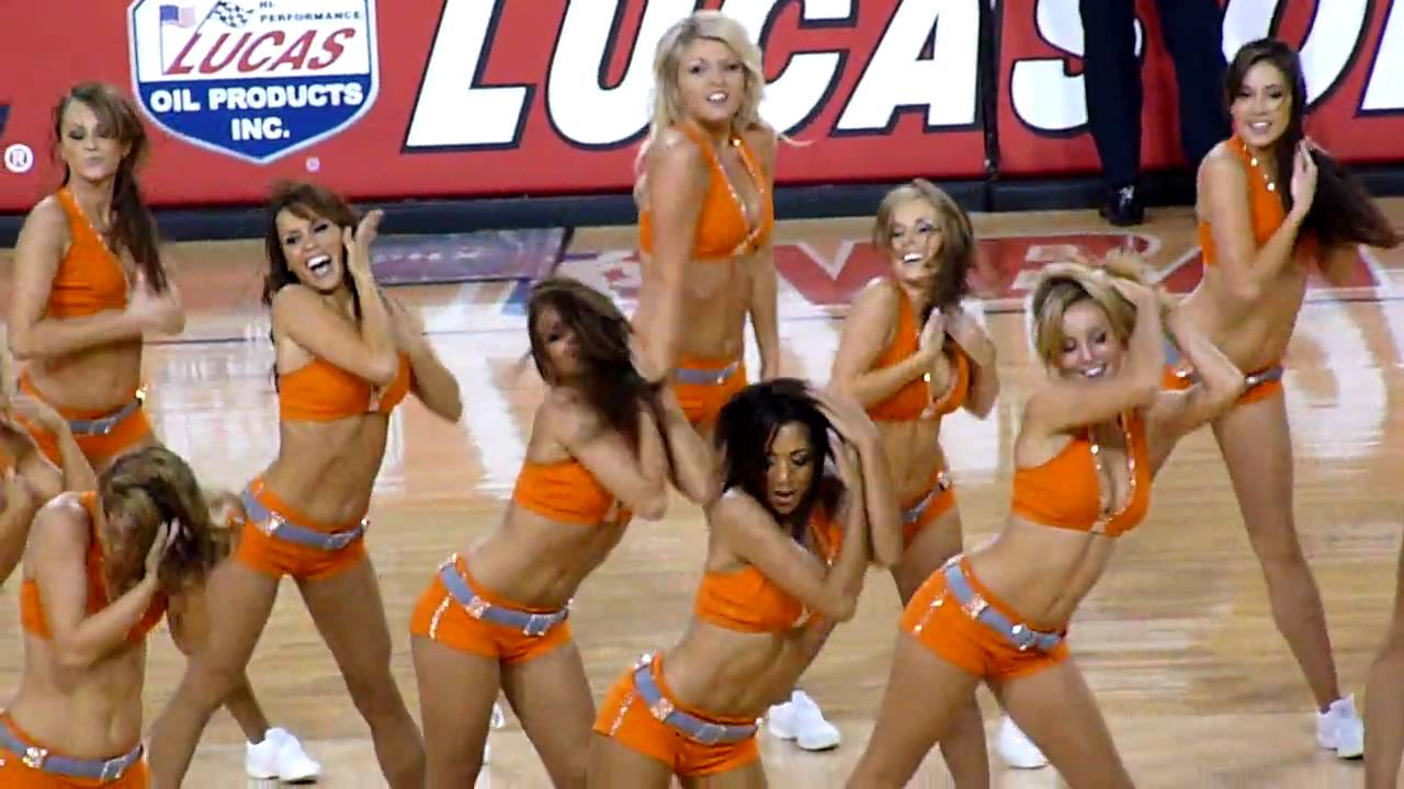 Phoenix Suns Cheerleaders - YouTube