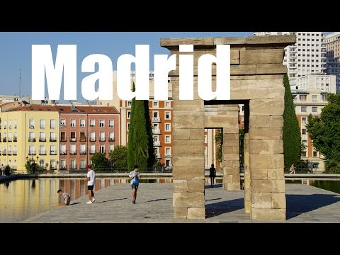 Visit Madrid Travel Guide