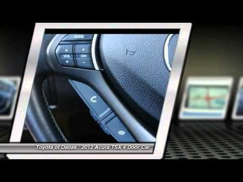 2012 Acura TSX Dallas TX CC031079