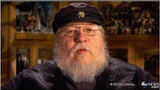 George RR Martin on People Who hate his Books
