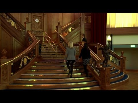 Belfast launches landmark Titanic attraction