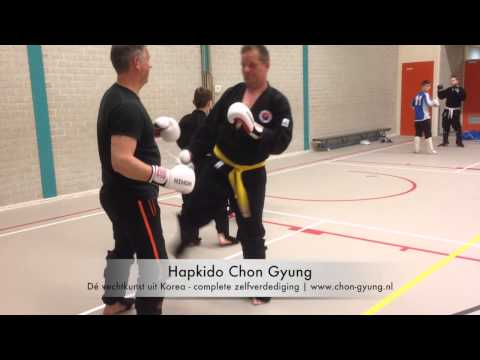 Hapkido training 19-03-14 Image 1