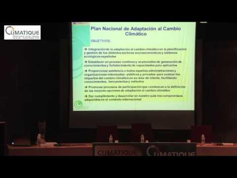 Plan Nacional de Adaptación al C.C.(España)