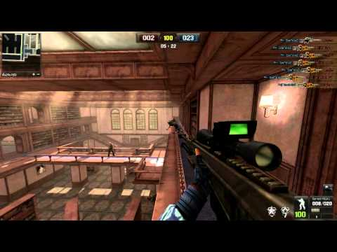 Piercing Shot   Train   Mass Kill (Point Blank) By.FH `Review