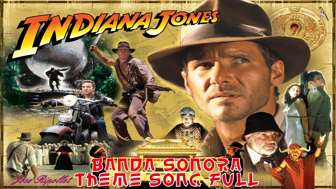 New indianan jones movie