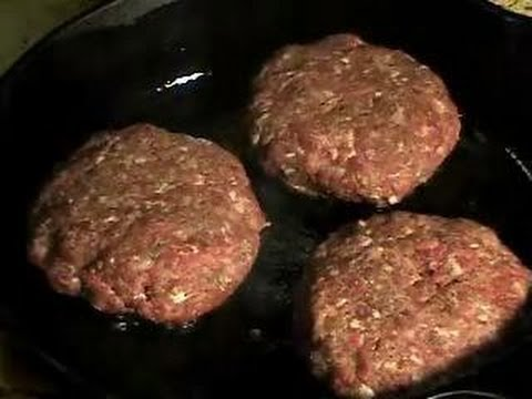 How to make Great Hamburgers