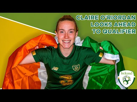 #IRLWNT Interview | Claire O'Riordan