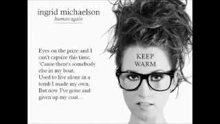 Watch Ingrid Michaelson Keep Warm video