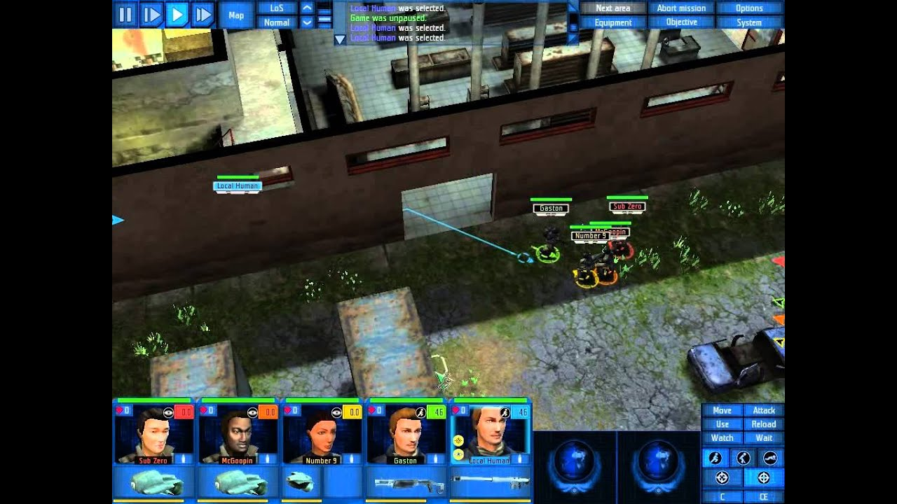 ufo xcom how to start missions