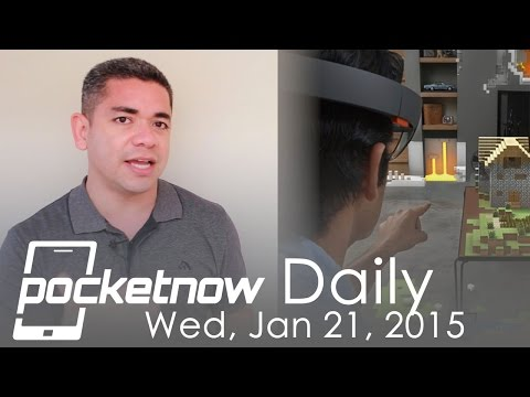Microsoft Windows 10 event, Galaxy S6 date, iOS apps & more - Pocketnow Daily