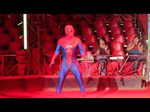 Circo Rolex / Spiderman