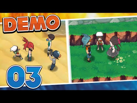 Pokémon Omega Ruby And Alpha Sapphire Demo - Part 3 | Gym Leaders! video