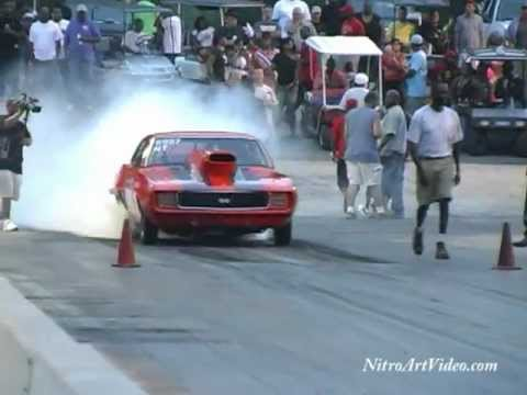 Macon and Carolina Dragway 4 Events On One DVD Grudge and Small Tire 2012