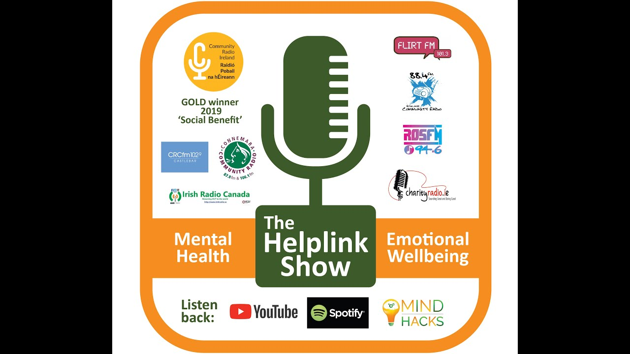 The Helplink Show for April 2019 chats with GAP and Irish Society for Autism