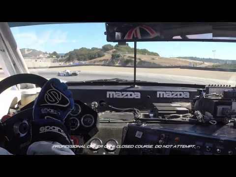 Motorsports Reunion at Mazda Raceway - 1991 Mazda RX-7 GTO: Practice 1