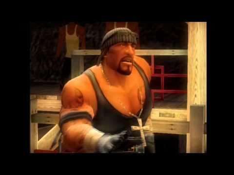 Def Jam Ffny (all Blazins, All Characters, & Most Taunts) Hd video