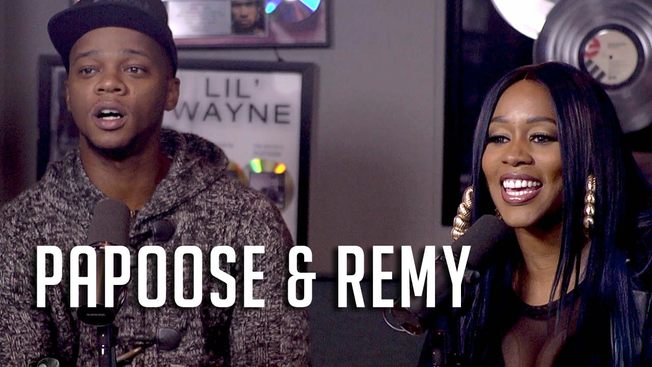 Remy Ma & Papoose Interview On Ebro In The Morning: Being On Love & Hip Hop NY, Arguments As A Couple, Both Spit A Freestyle & More