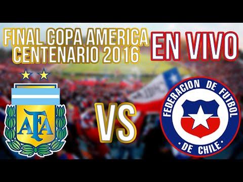 ▷ REACCION A LA GRAN FINAL!!! ♦ Chile VS Argentina - COPA AMÉRICA 2016