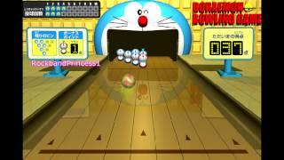 Doraemon Games To Play Doraemon Bowling Game