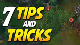 7 TIPS AND TRICKS You Probably Didn