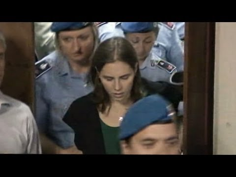 Amanda Knox Verdict: Not Guilty - Acquittal Prompts Immediate Release, Knox Leaving Prison