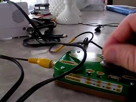 ATS3B QRP QSO with Indoor Antenna